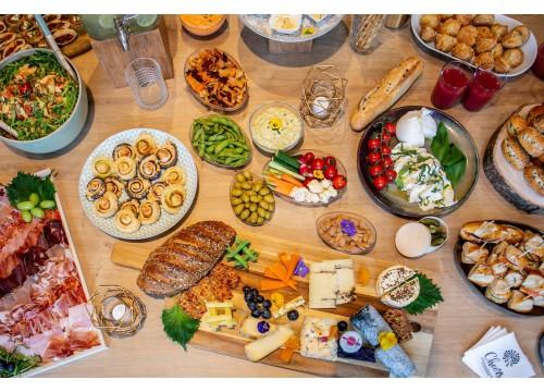 Buffet Pause-Déj Gourmande - 10 pers (22,72€ HT par pers)