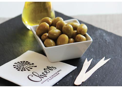 Olives vertes Picholines (150g) - 3,60€