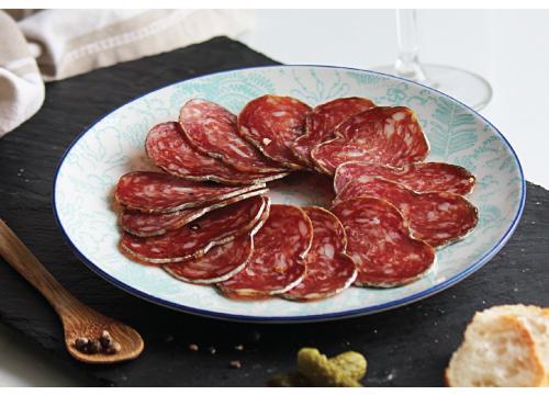 Saucisson sec tranché (100g) - 4,50€