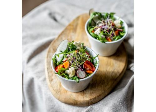 Salades en verrine x 10 pièces