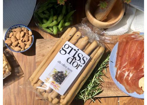 Gressini olives ou sésame (250g) - 3,00€