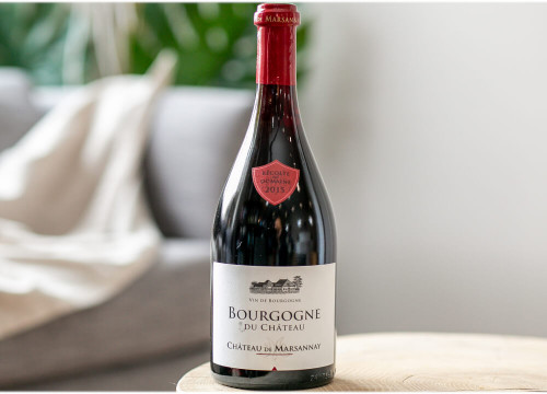 Vin de Bourgogne - Château de Marsannay 2017