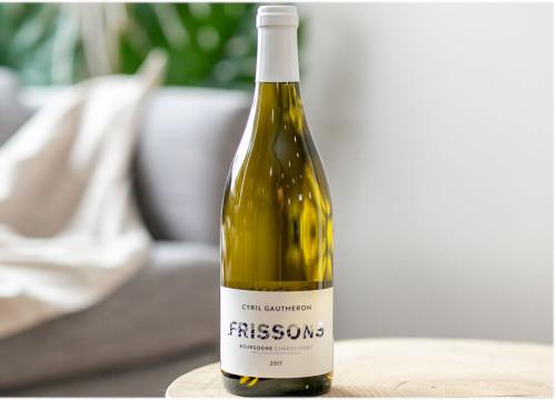 Bourgogne Chardonnay - Frissons 2017