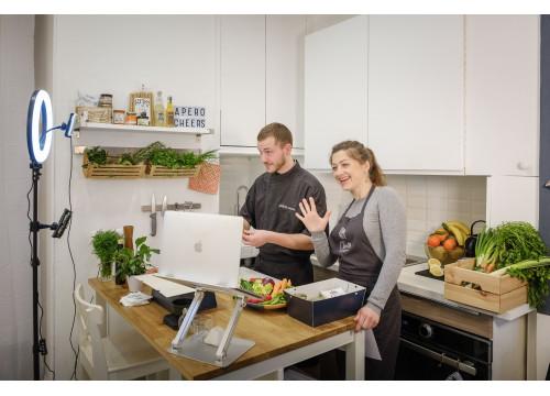 Atelier Live Cooking spécial apéritif -  90.00€ HT / pers