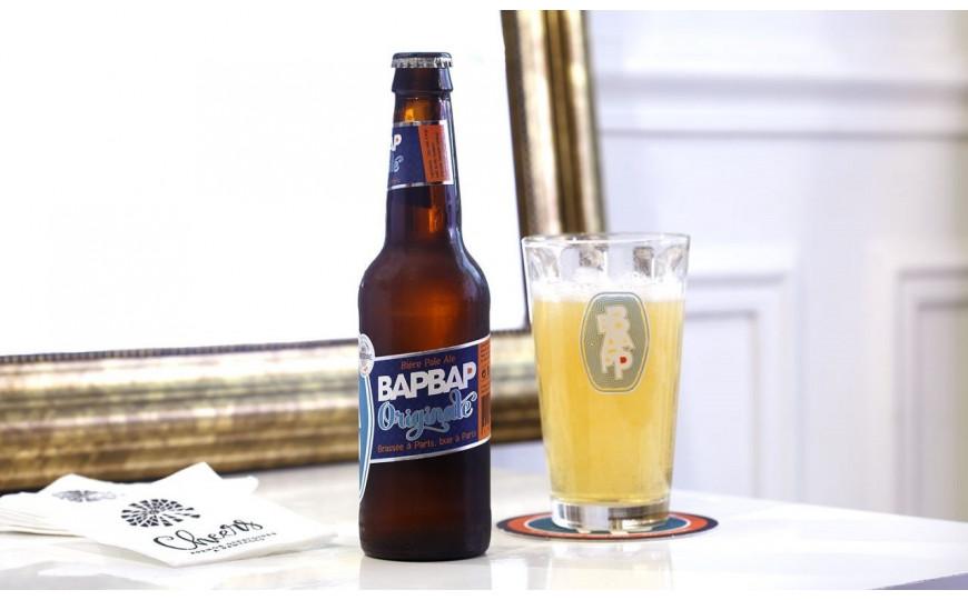 Brassée à Paris, Bue à Paris, et maintenant sur les tables d'Apéro Cheers!