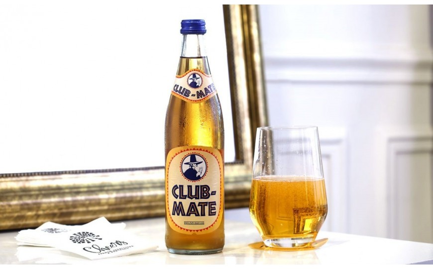 Le Club Mate: La nouvelle boisson Detox!
